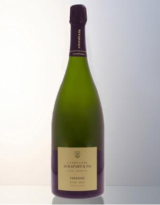 Champagne AGRAPART & FILS: Cuvée TERROIRS Blanc de blancs Grand Cru Extra Brut MAGNUM